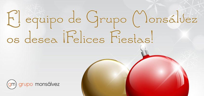 Christmas 2015 Grupo Monsálvez